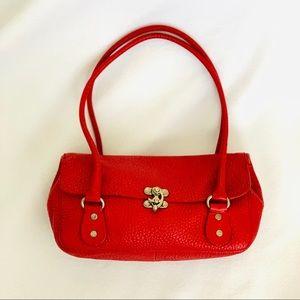 Cynthia Rowley Vintage Red Shoulder Bag